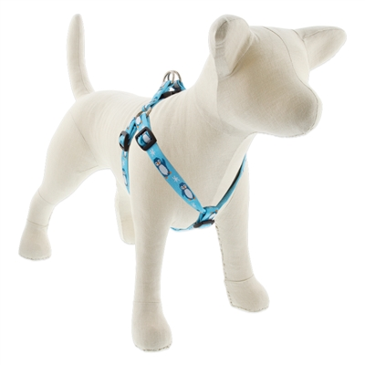 "Lupine 3/4"" Penguin Party 20-30"" Step-in Harness - Medium Dog LIMITED EDITION"