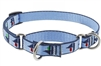"Lupine 3/4"" Sail Away 10-14"" Martingale Training Collar"