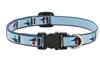 "Lupine 1/2"" Sail Away 6-9"" Adjustable Collar Ships in March 2021"