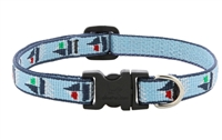 "Retired Lupine 1/2"" Sail Away 8-12"" Adjustable Collar"