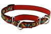 "Lupine Spirit Bear 10-14"" Combo/Martingale Training Collar - Medium Dog LIMITED EDITION"