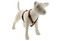 "Lupine Spirit Bear 20-32"" Roman Harness - Medium Dog"
