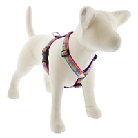 "Lupine 1"" Sunset Beach 24-38"" Roman Harness MicroBatch"