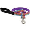 "Retired Lupine 1"" Sunset Beach 6' Long Padded Handle Leash MicroBatch"