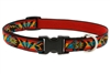 "Lupine Spirit Bear 9-14"" Adjustable Collar - Medium Dog LIMITED EDITION"