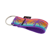 "Lupine 1"" Sunset Beach Keychain Ships in March 2021"