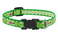 "Lupine 1/2"" Scottish Thistle 10-16"" Adjustable Collar"