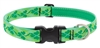 "Lupine 1"" Shamrocks 12-20"" Adjustable Collar Ships in February 2021"