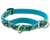 "Retired Lupine 3/4"" Sea Ponies 10-14"" Martingale Training Collar - Medium Dog"