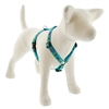 "Lupine 3/4"" Sea Ponies 12-20"" Roman Harness - Medium Dog LIMITED EDITION"