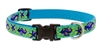 "Retired Lupine 3/4"" Sea Ponies 13-22"" Adjustable Collar - Medium Dog"
