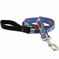 "Lupine 1"" Special Delivery 4' Long Padded Handle Leash"