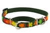 "Lupine Sugar Bush 14-20"" Combo/Martingale Training Collar - Medium Dog LIMITED EDITION"