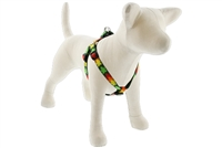 "Lupine Sugar Bush 15-21"" Step-in Harness - Medium Dog LIMITED EDITION"