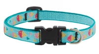 "Lupine 1/2"" Summer Treat 6-9"" Adjustable Collar"