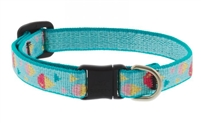 "Retired Lupine 1/2"" Summer Treat Cat Safety Collar"