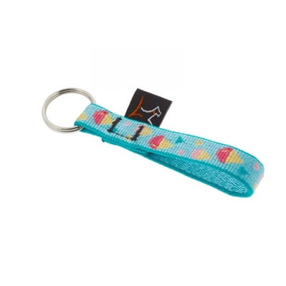 "Lupine 1/2"" Summer Treat Keychain"