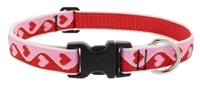 "Lupine 1"" Sweetheart 12-20"" Adjustable Collar"