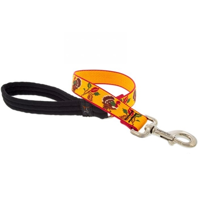 "Lupine 1"" Turkey Trot 2' Traffic Lead"