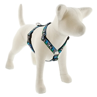 "Lupine 1"" Udderly Cows 24-38"" Roman Harness MicroBatch"