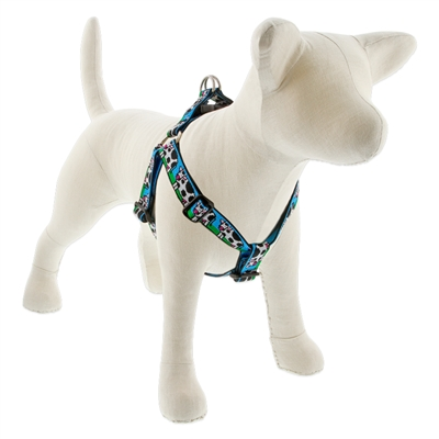 "Lupine 1"" Udderly Cows 24-38"" Step-in Harness - Large Dog LIMITED EDITION"