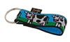 "Lupine 1"" Udderly Cows Keychain Ships in January 2021"