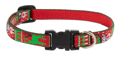 "Lupine 1/2"" Ugly Sweater 10-16"" Adjustable Collar"