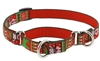 "Retired Lupine 3/4"" Ugly Sweater 14-20"" Martingale Training Collar"