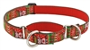 "Retired Lupine 1"" Ugly Sweater 15-22"" Martingale Training Collar"