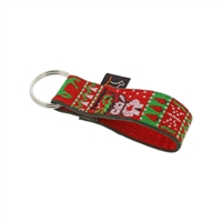 "Retired Lupine 1"" Ugly Sweater Keychain"