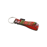"Retired Lupine 3/4"" Ugly Sweater Keychain"