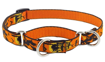 "Lupine 3/4"" Wicked 10-14"" Martingale Training Collar"