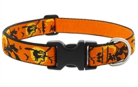 "Retired Lupine 1"" Wicked 16-28"" Adjustable Collar"