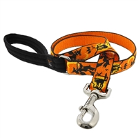 "Retired Lupine 1"" Wicked 4' Long Padded Handle Leash"