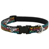"Retired Lupine 3/4"" Wild Side 15-25"" Adjustable Collar - Medium Dog"