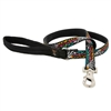 "Retired Lupine 3/4"" Wild Side 4' Padded Handle Leash - Medium Dog"