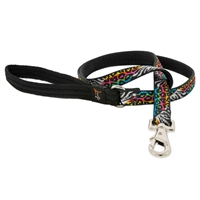 Lupine Wild Side 4' Padded Handle Leash - Medium Dog LIMITED EDITION