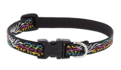"Lupine 1/2"" Wild Side 8-12"" Adjustable Collar Ships in February 2021"