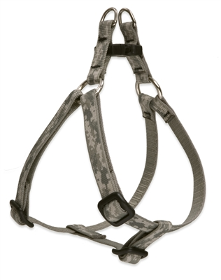 "Retired Lupine 1/2"" ACU (Army Combat Uniform) 12-18"" Step-in Harness - Small Dog"