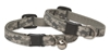 "Retired Lupine 1/2"" ACU  Cat Safety Collar with Bell"