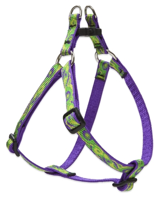 "Retired Lupine Big Easy 12-18"" Step-in Harness - Small Dog"