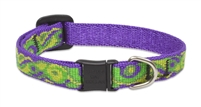 "Retired Lupine 1/2"" Big Easy Safety Cat Safety Collar"