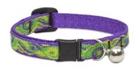 "Retired Lupine 1/2"" Big Easy Cat Safety Collar with Bell"