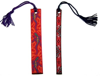 "Lupine 1/2"" Bookmark - Includes Matching Tassel"