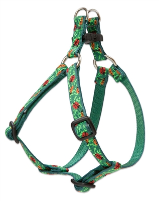 "Retired Lupine Beetlemania 10-13"" Step-in Harness - Small Dog"
