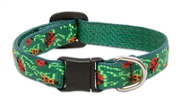 "Retired Lupine 1/2"" Beetlemania Cat Safety Collar"