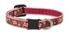 Retired Lupine Cherry Blossom Cat Safety Collar