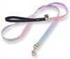 "Retired Lupine 1/2"" Cotton Candy 6' Padded Handle Leash"