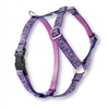 "Lupine Retired Flutterby 9-14"" Roman Harness"