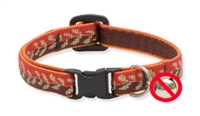 Lupine Retired Gold Leaf Cat Safety Collar